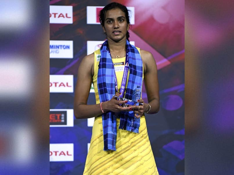 Glad I Changed The Medal Colour to Silver: PV Sindhu