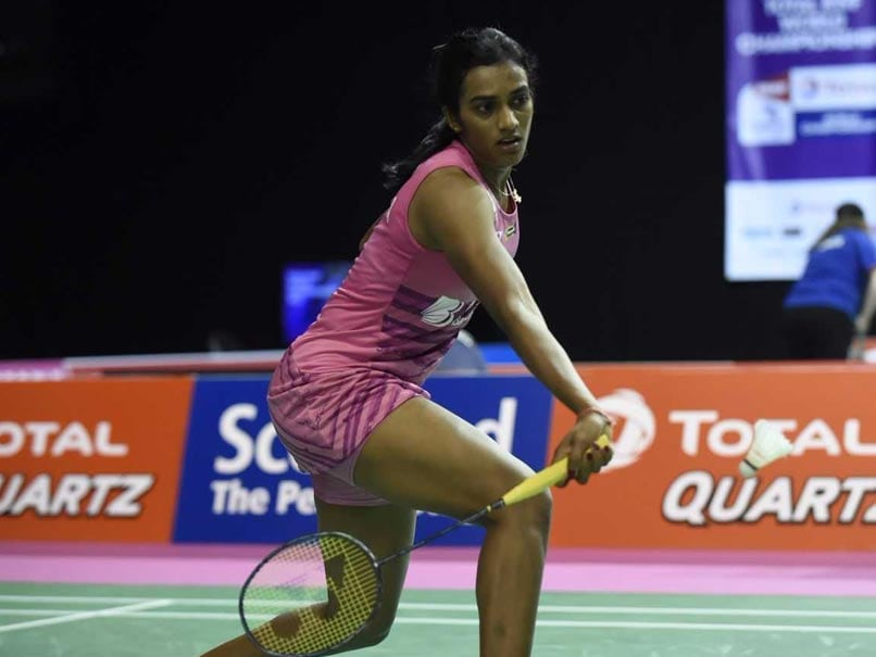 World Championships: PV Sindhu Advances To Pre-Quarterfinals, Defeats Kim Hyo Min