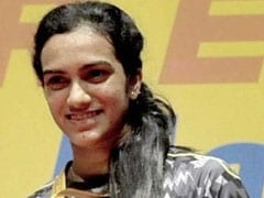 PV Sindhu Assumes Office As Deputy Collector