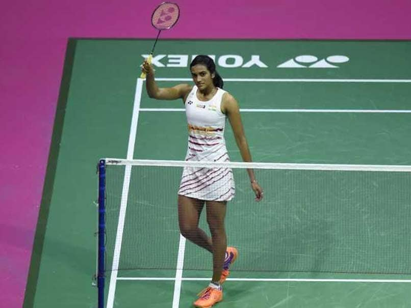PV Sindhu Enters Korea Open Final, To Face Nozomi Okuhara For Title