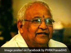 Media Advisor To Former PM PV Narasimha Rao Dies