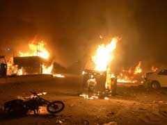 Atleast 15 Dead In Bomb Blast In Pakistan's Quetta