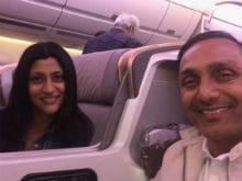 When '<i>Mr And Mrs Iyer</i>' Rahul Bose And Konkona Sen Sharma Met. See Pic