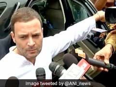 'This Is Their Way Of Politics': Rahul Gandhi Blames BJP, RSS For Attack