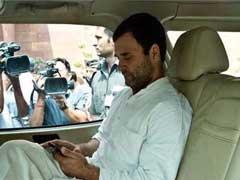 Rahul Gandhi Leaves For Norway, To Skip Lalu Yadav's Sunday Rally