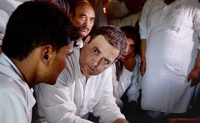 राइट टू प्राइवेसी पर सुप्रीम कोर्ट का फैसला फासीवादी ताकतों को झटका : राहुल गांधी