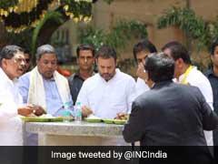 'Amma..Er..Indira Canteens': Rahul Gandhi's Flub Reveals Inspiration