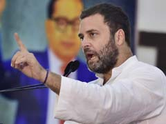 Rahul Gandhi Pitches Opposition Unity, BJP Says 'Alliance Of The Scared'