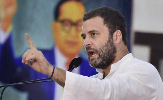 Rahul Gandhi Unlikely To Take Gujarat, But It Could Give Him A Big Boost