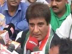 "Raj Babbar Calls Election Results The ""Beginning Of BJP's End"""