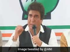 "Chhattisgarh Health Facilities Under ""Doctor CM"" Are Pathetic: Raj Babbar"