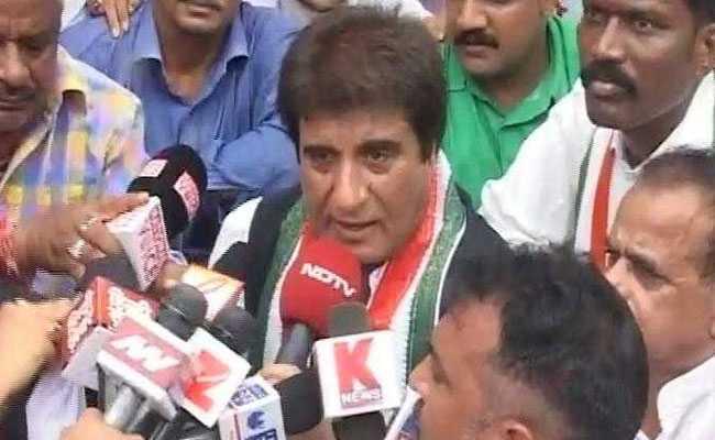 गोरखपुर हादसा: CM योगी आदित्यनाथ लगातार झूठ बोल रहे हैं- राज बब्बर