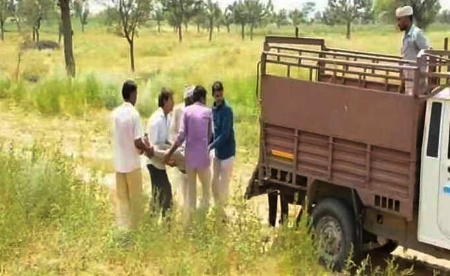 rajasthan farmers suicide
