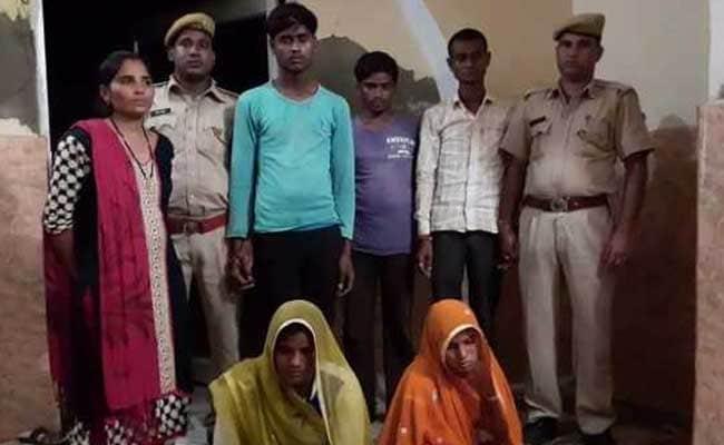 rajasthan woman beaten to death