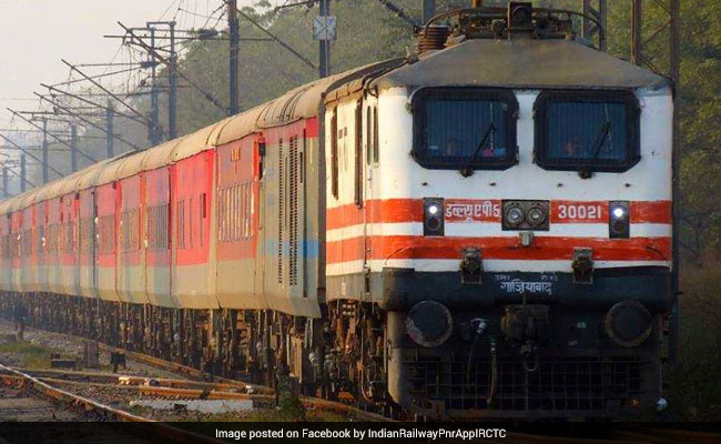 Agartala-Delhi Rajdhani Express Makes Debut Today, To Run Once A Week