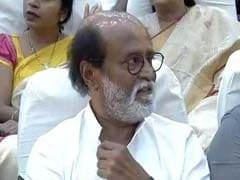 Rajinikanth In Front Row, Kamal Haasan On Stage: DMK's Big Coup