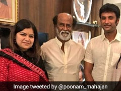 A BJP Leader Meets Rajinikanth, Party Says Courtesy Call