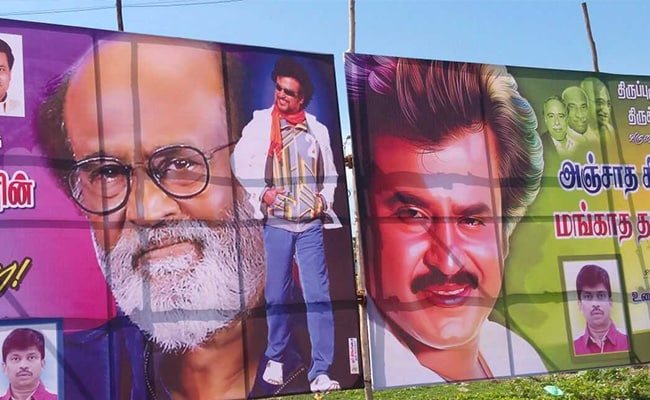 In Trichy, Rajinikanth Fans Test Waters For His Political Plunge