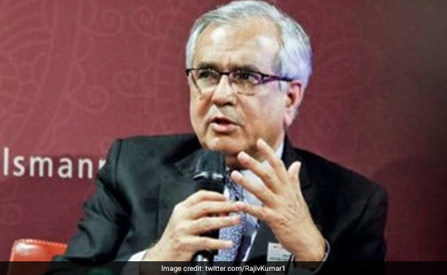 Against Job Reservation In Private Sector, Says Niti Aayog Vice Chairman