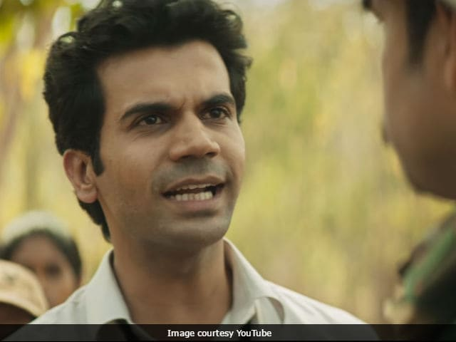 Newton Trailer: Be The Change, Like Rajkummar Rao