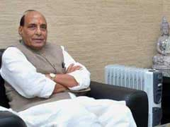Rajnath Singh Donates A Month's Salary To <i>Bharat Ke Veer</i> Fund