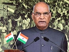 President Kovind Declares Rural Gujarat Open Defecation Free