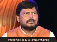 BJP Should've Shared Chief Minister Post With Sena: Ally Ramdas Athawale