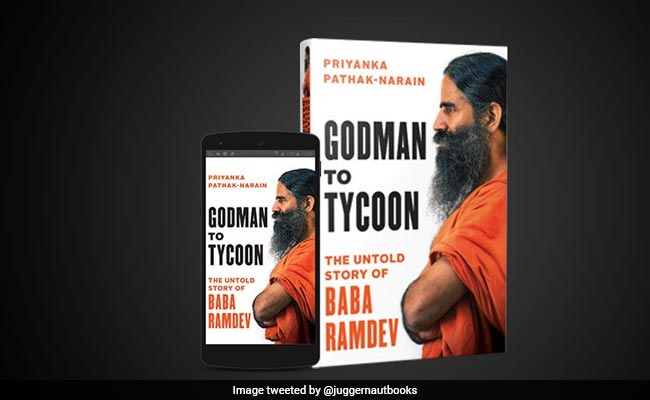 Stopped From Selling Book On Ramdev, Publisher Challenges Court Order
