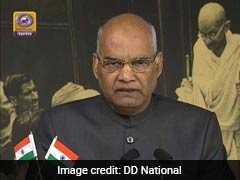 आज दो दिवसीय दौरे पर बस्तर पहुंचेंगे राष्ट्रपति रामनाथ कोविंद