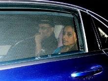 Rani Mukerji Dines With Aditya Chopra. See Pics