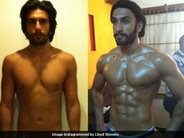 Trending: Ranveer Singh's Extreme Transformation Took Just 6 Weeks. Wow