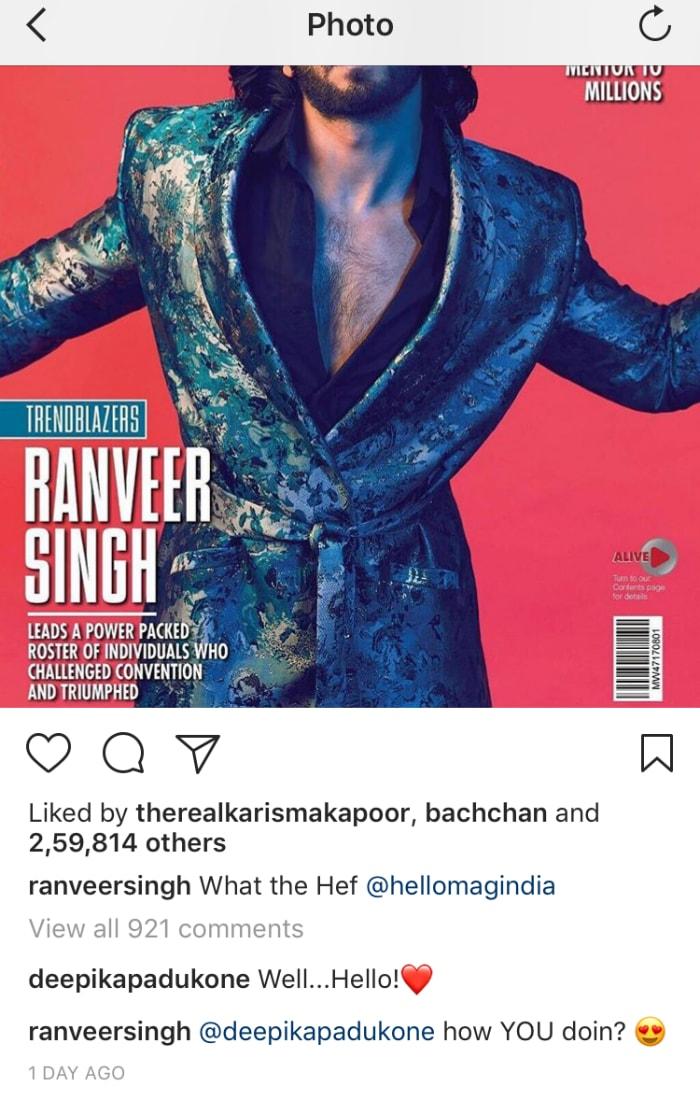 ranveersingh instagram