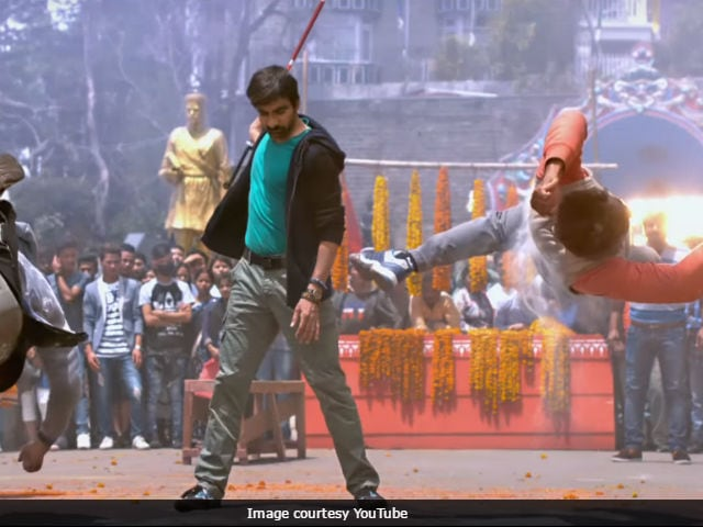 Ravi Teja's Raja The Great Promises To Be An Action-Packed Film