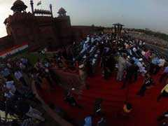 70 Years Of Independence: A 360 Degree View Of Red Fort Celebrations