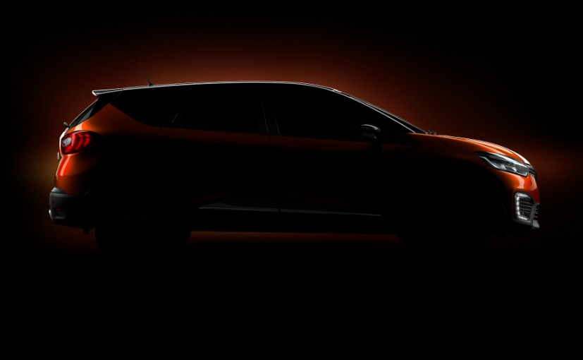 Renault India will be launching the Captur in India this year