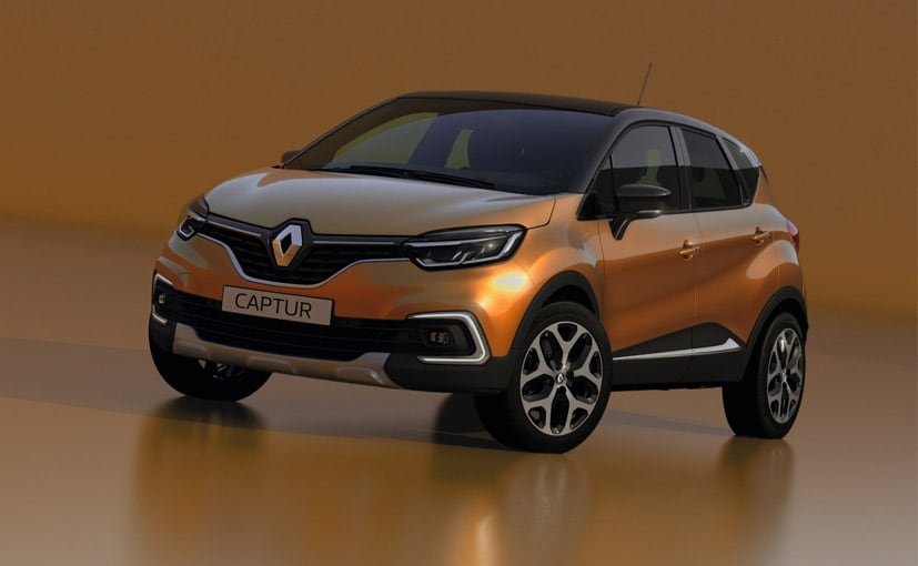 The India-bound Renault Kaptur was unveiled at the Geneva Motor Show 2017