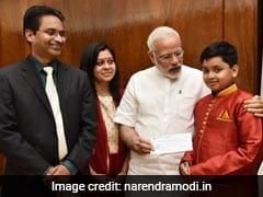 Riddhiraj Kumar, 10-Year-Old NRI, Donates Prize Money For Army Welfare