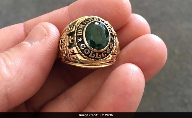 47 Years Later, Couple Reunited With Ring They Lost On Honeymoon