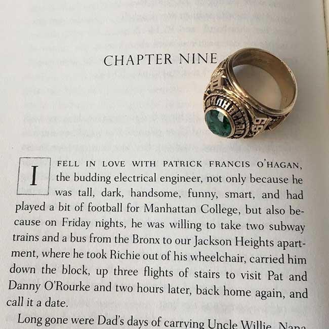 ring returned jim wirth
