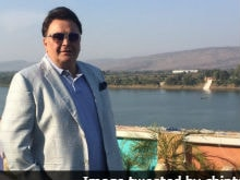 Police Complaint Against Rishi Kapoor For An Offensive Post On Twitter