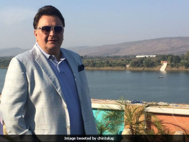 New Police Complaint on Rishi Kapoor against his Post