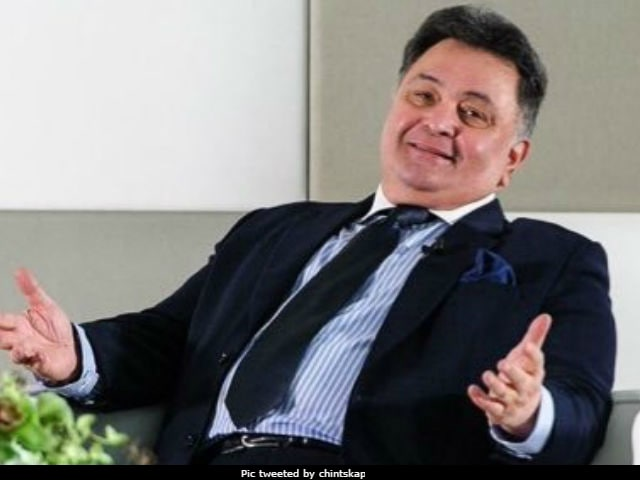 Rishi Kapoor's New Tweet On Pakistan Made Folks Both Glad And Angry