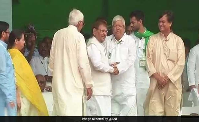 rjd rally in patna