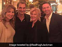 Hugh Jackman Posts Picture With Roger Federer, Twitter Goes Gaga