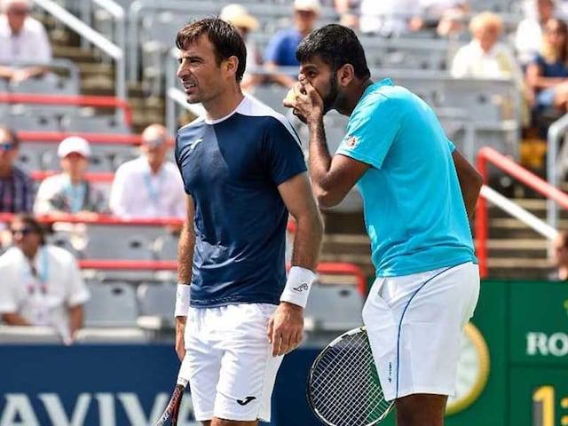 Sania Mirza, Rohan Bopanna Knocked Out Of Cincinnati Masters