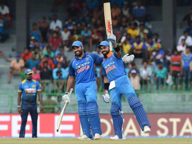T20I: India Set For Total Domination On Sri Lanka Tour