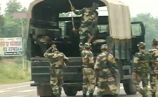 गृह मंत्रालय ने दार्जिलिंग से अर्धसैनिक बलों के 1,000 जवानों को वापस बुलाने के आदेश दिए