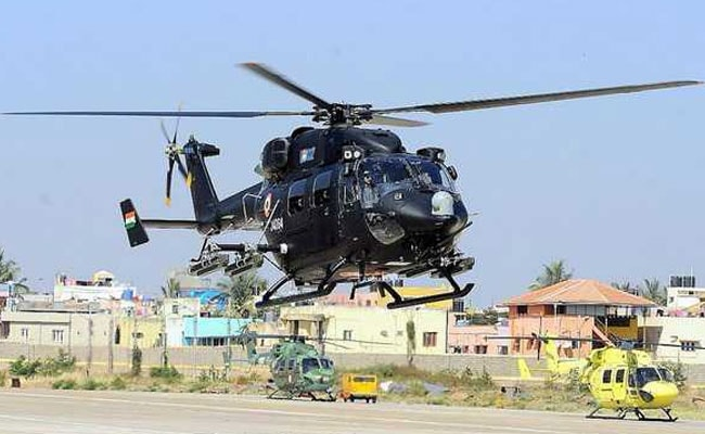 Government Gives Go Ahead For Attack Helicopters For Army