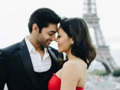 Ruslaan Mumtaz And Wife Nirali Went To Paris And Came Back With Utterly Romantic Pics