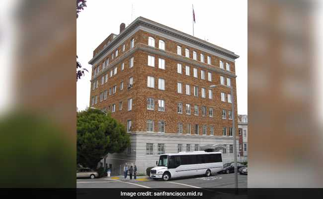 US Orders Russian Consulate In San Francisco To Close Down